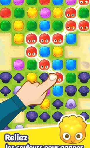 Jelly Splash - Line Match 3 1