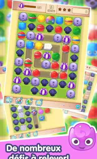 Jelly Splash - Line Match 3 4