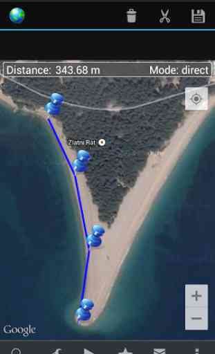 Map Distance Meter 1