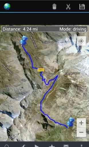 Map Distance Meter 2