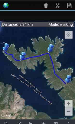 Map Distance Meter 4