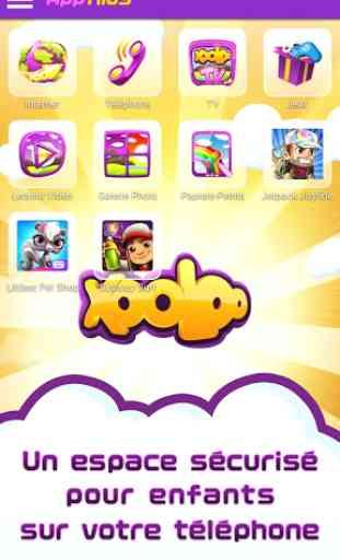 Xooloo AppKids: Vidéos et Jeux 1