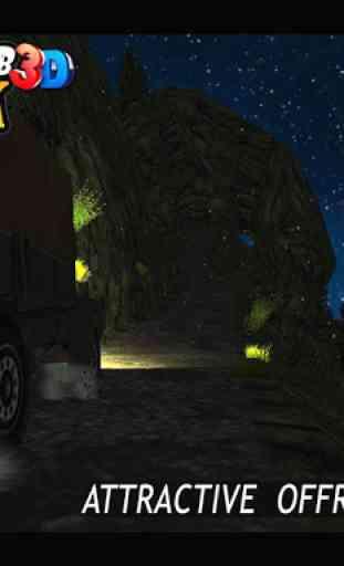 MMX Hill Climb Racing Truck 3D 4