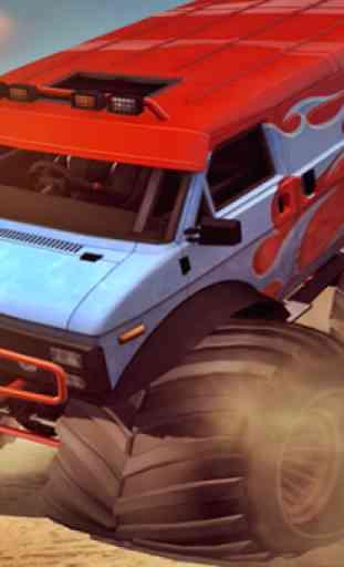Offroad MMX Cars Hill Climb 3D 1