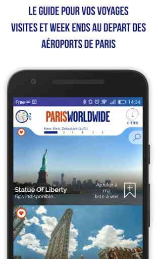 Paris Worldwide - City Guide 2