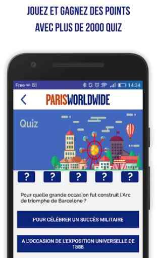 Paris Worldwide - City Guide 3