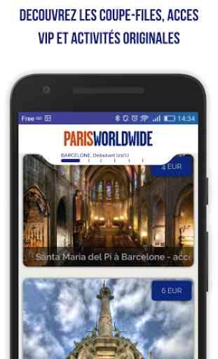 Paris Worldwide - City Guide 4