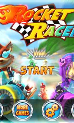 Rocket Racer 1