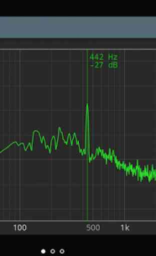 Sound Analyzer Free 2