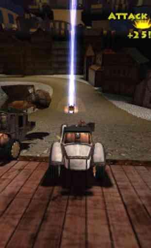 Steampunk Racing 3D 3