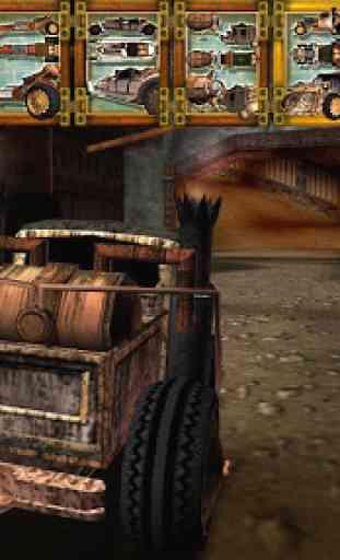 Steampunk Racing 3D 4