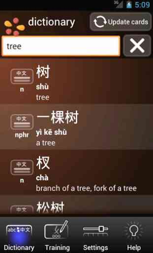 Chinese Dictionary+Flashcards 1