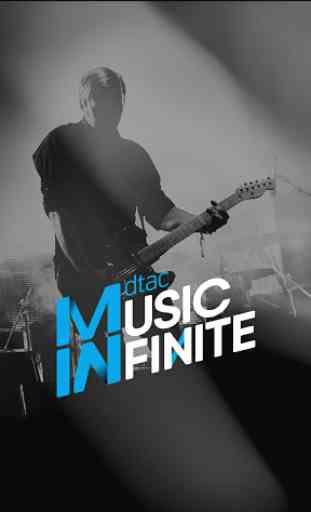 dtac Music Infinite 1