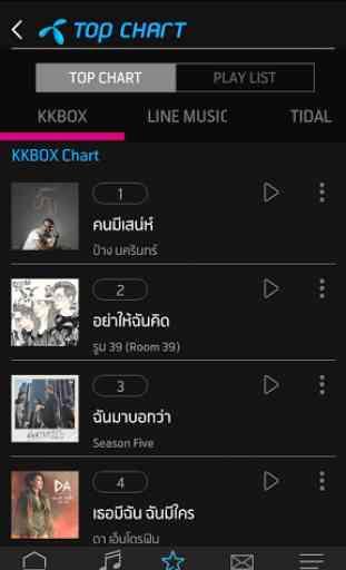 dtac Music Infinite 4
