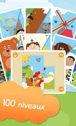 Jeux Puzzle enfants gratuit 1