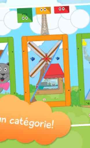 Jeux Puzzle enfants gratuit 2
