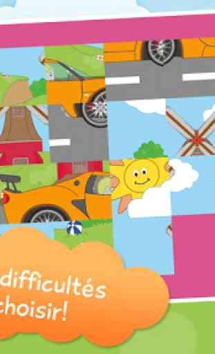 Jeux Puzzle enfants gratuit 4