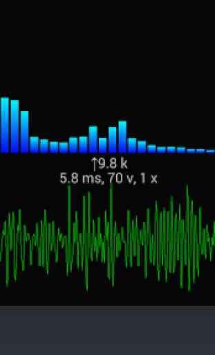 Sound View Spectrum Analyzer 2