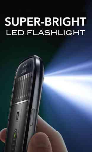 LED Lampe Super-Brillante 1
