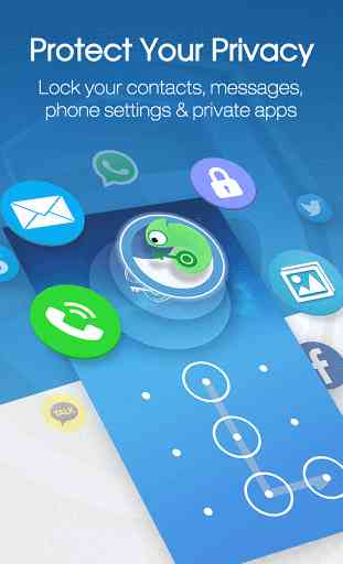 LOCX AppLock Proteger vos apps 1