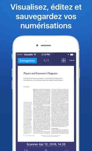 Scanner Pro 7 - Scanner de documents en PDF, OCR 3