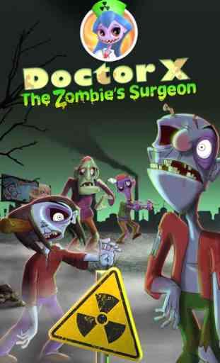 Doctor X: Zombie's Surgeon 1