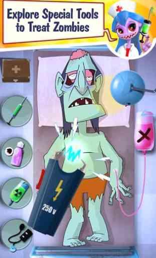 Doctor X: Zombie's Surgeon 4