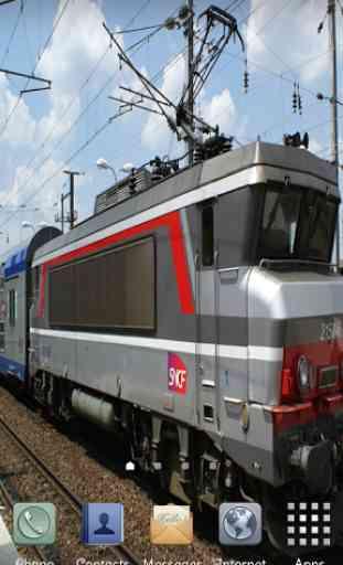 France Train 4