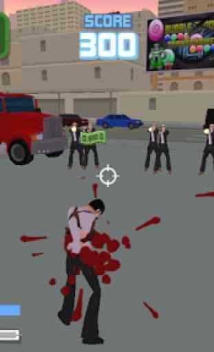 Final Bloodshed: l'ère moderne 1