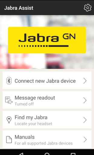 Jabra Assist 1