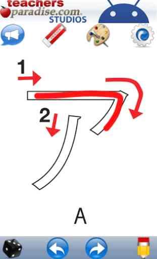 Japonaise écriture Katakana 3
