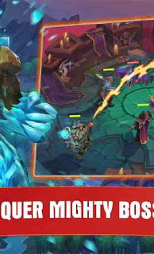 Juggernaut Wars – jeu de RPG 3