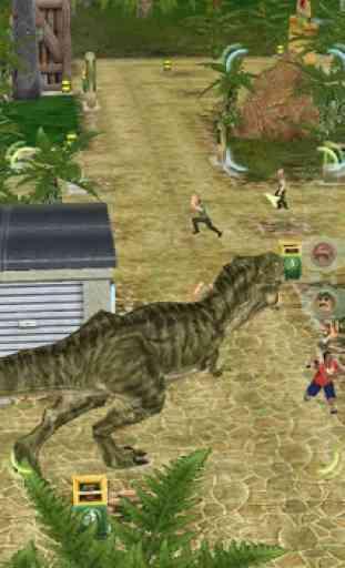 Jurassic Evolution 1