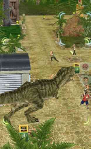 Jurassic Evolution 3