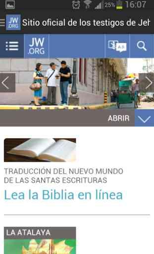 Jw.org Lite - Español 1