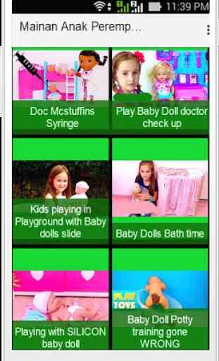 Mainan Anak Perempuan 1