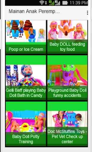Mainan Anak Perempuan 2