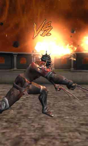 Mortal Tournament X 3