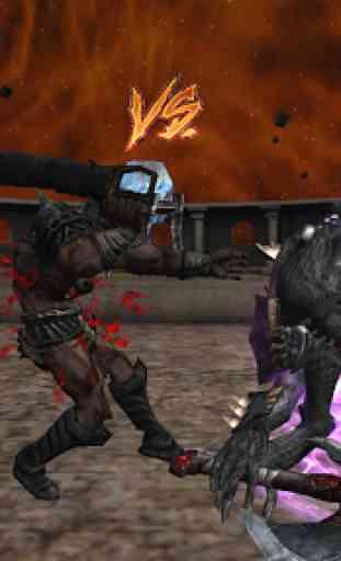 Mortal Tournament X 4
