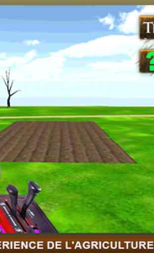 Réel Ferme tracteur Simulator 3