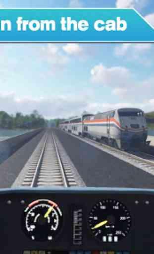 Train Simulator Full Immersion 1