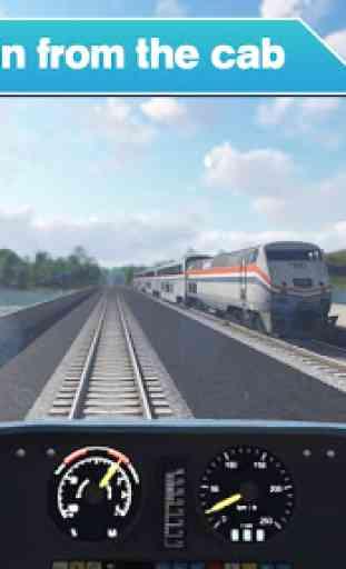 Train Simulator Full Immersion 4