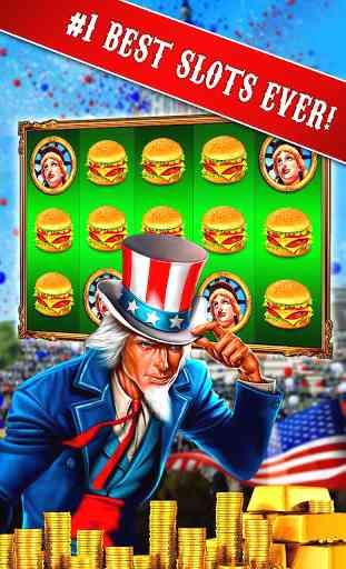 USA Grand Tour Free Slots 1