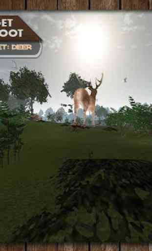 Jungle Animal Hunter VR 360 3