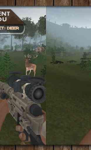 Jungle Animal Hunter VR 360 4