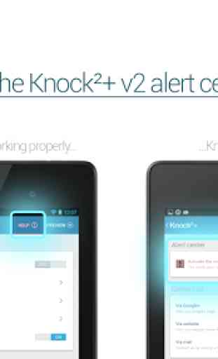 Knock²+ V2 // Notifications 4