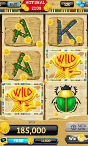 Pharaohs way slot free 2