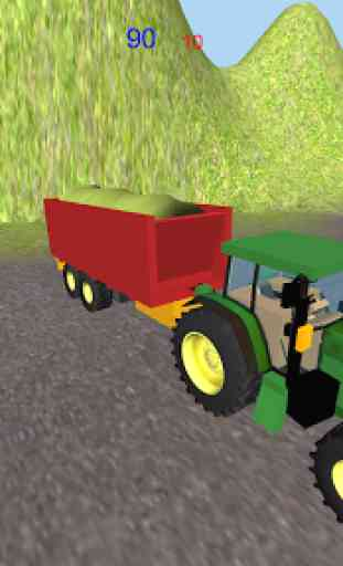 Tracteur Simulator: Ensilage 1