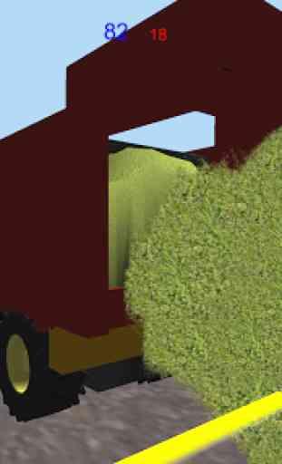 Tracteur Simulator: Ensilage 2