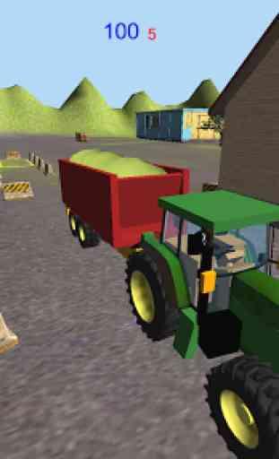 Tracteur Simulator: Ensilage 3